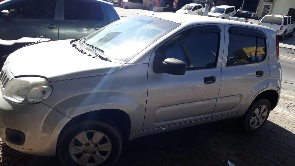 Carro furtado foi recuperado e deve ser entregue ao dono