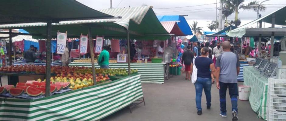 Ferias livres e varejões: inscrições para fazer parte encerram hoje
