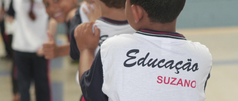 Escolas Municipal de Suzano conseguiu nota 6,3