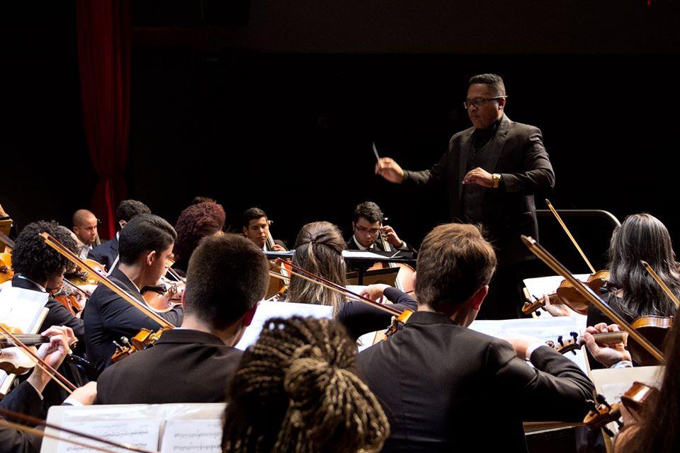 Orquestra Sinfônica Jovem de Mogi prepara primeira live com participações especiais